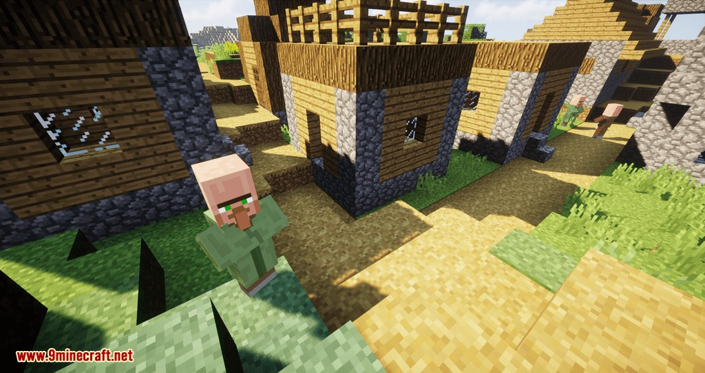 Born In A Barn mod for minecraft 03
