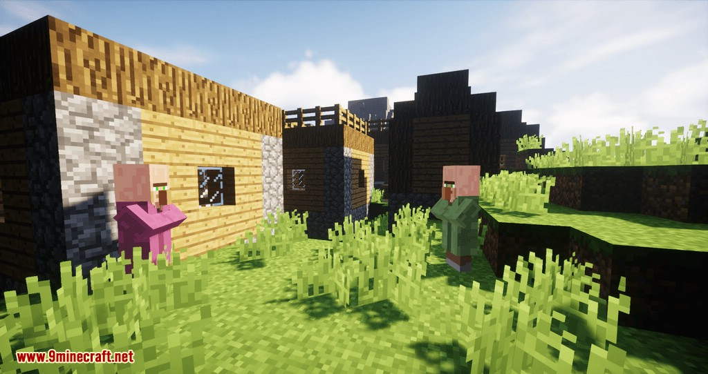 Born In A Barn mod for minecraft 04