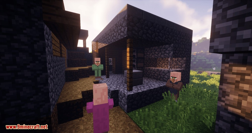 Born In A Barn mod for minecraft 09