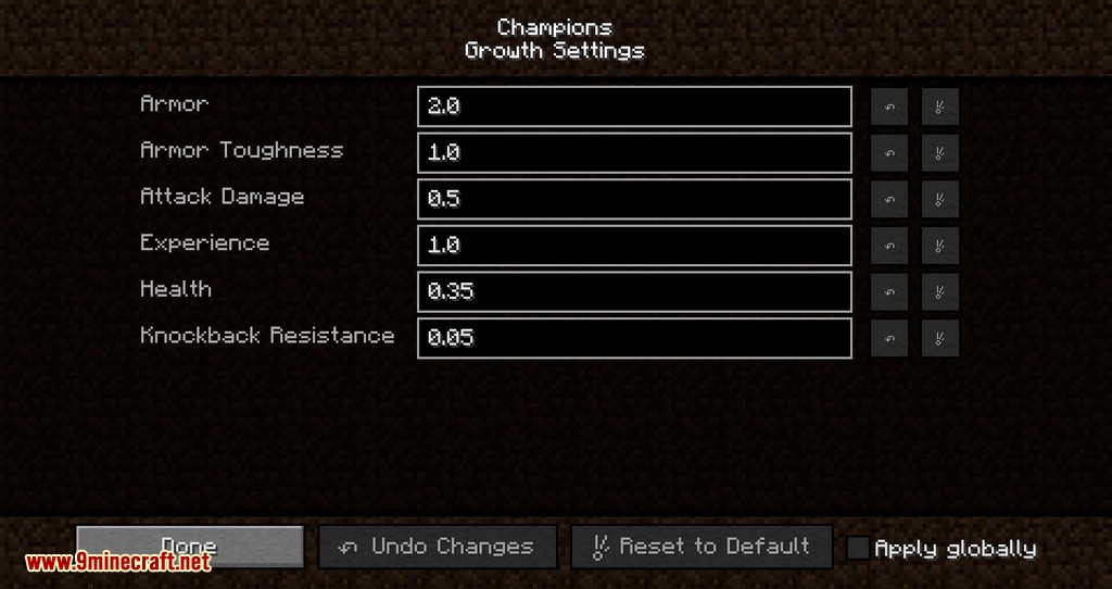 Champions mod for minecraft 03