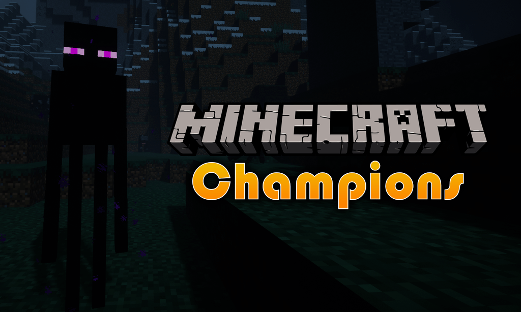 Champions mod for minecraft logo