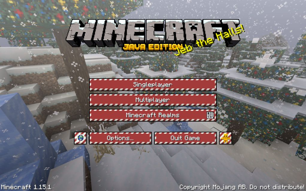 Christmas Resource Pack Screenshots 5