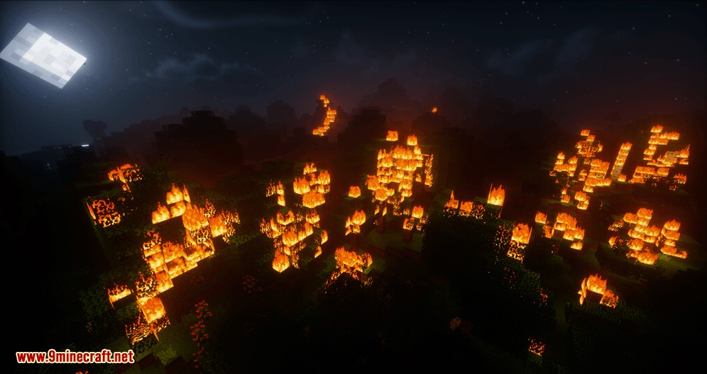 Controlled Burn mod for minecraft 03