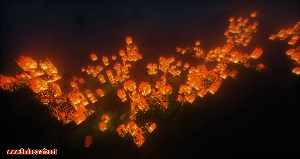 Controlled Burn mod for minecraft 04
