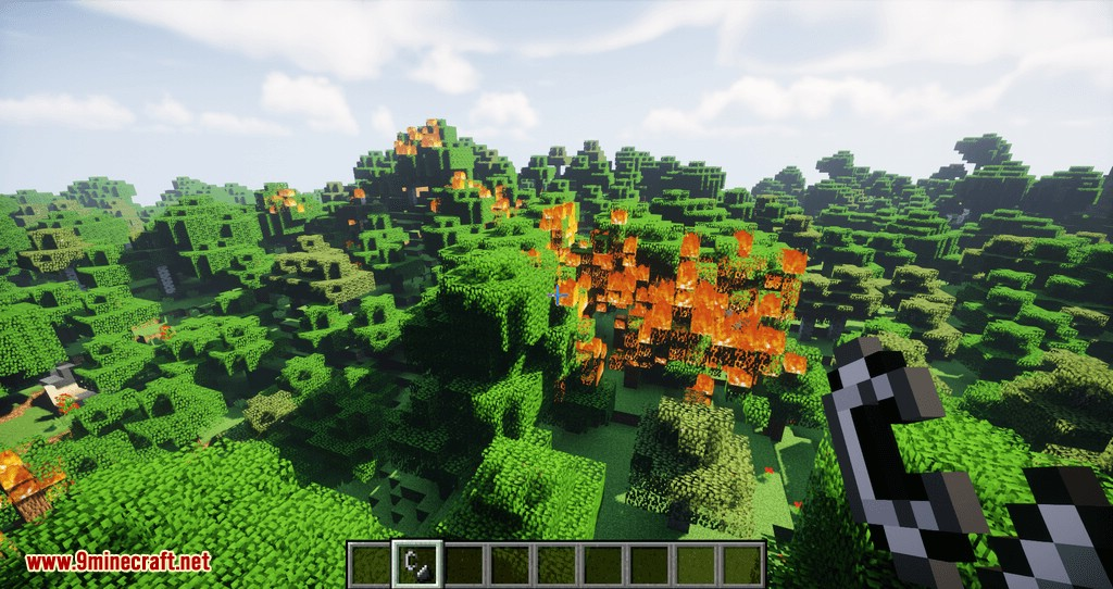 Controlled Burn mod for minecraft 05