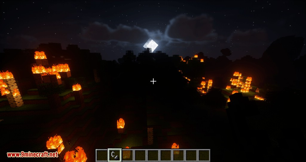 Controlled Burn mod for minecraft 06
