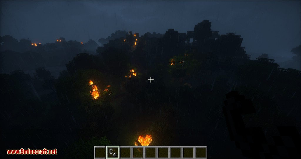 Controlled Burn mod for minecraft 08