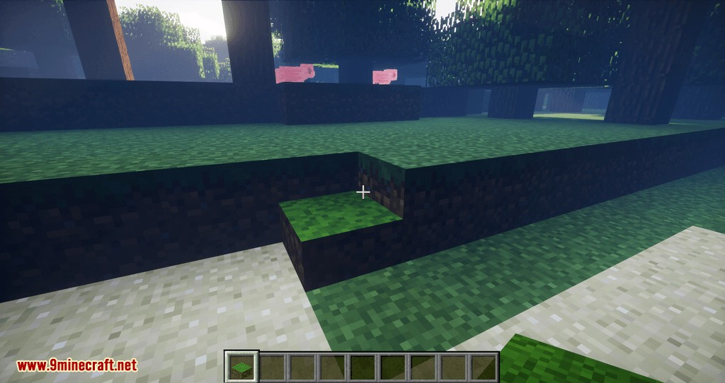 Dirt Deco mod for minecraft 02
