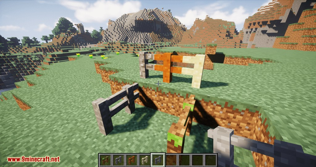 Dirt Deco mod for minecraft 06