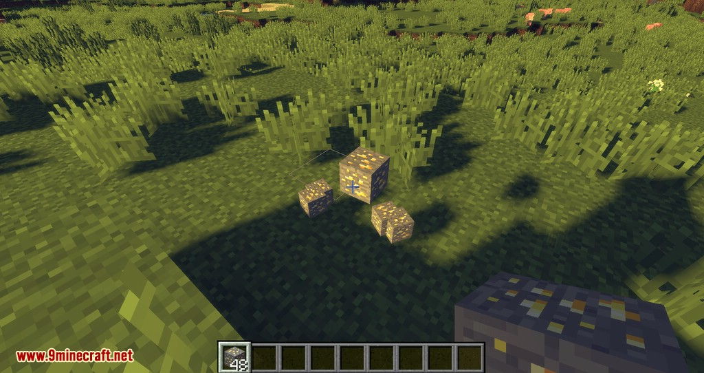 Dropt mod for minecraft 01