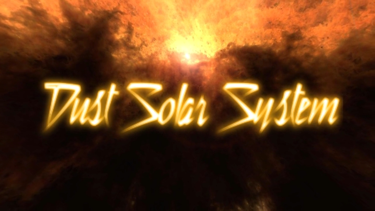 Dust Solar System Resource Pack