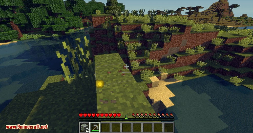 Experience Ore mod for minecraft 04