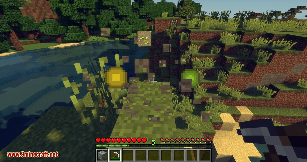 Experience Ore mod for minecraft 05