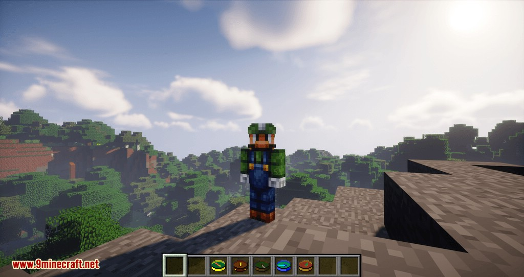 Find Your Way mod for minecraft 02