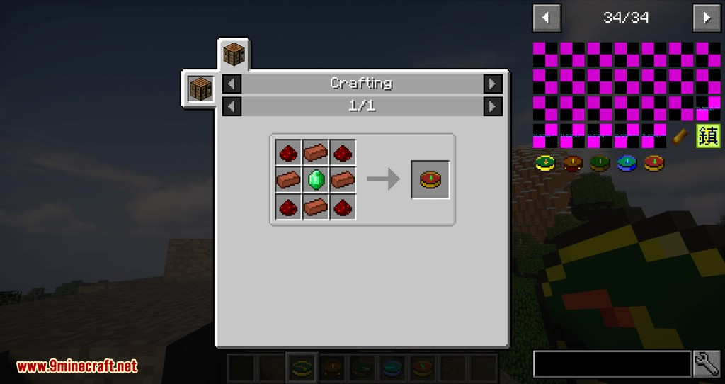 Find Your Way mod for minecraft 07