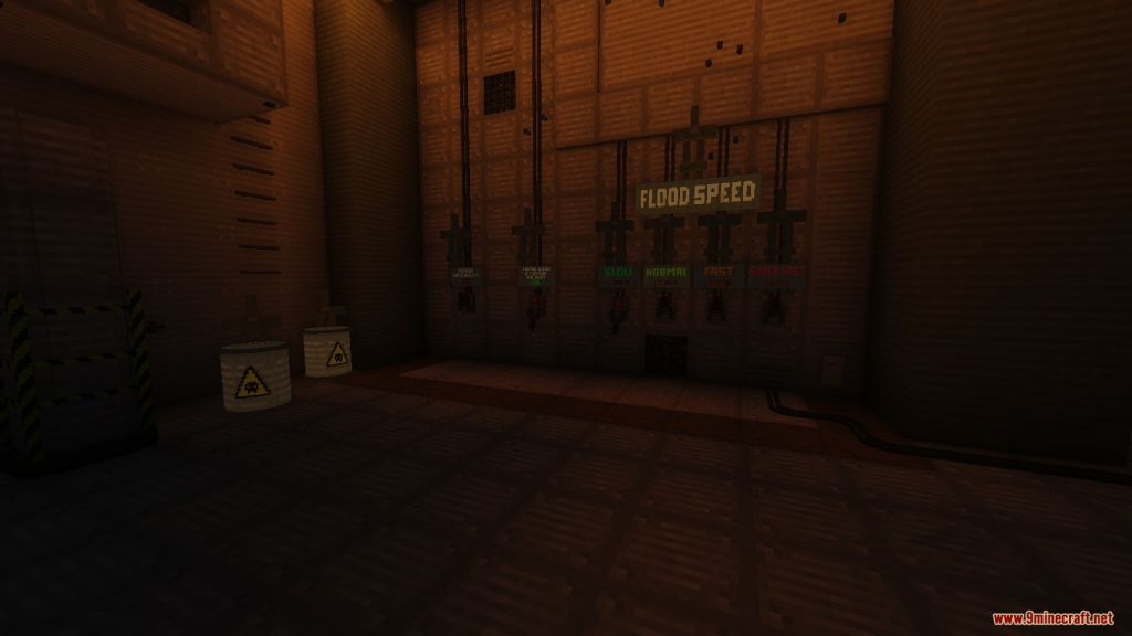Flood Escape Map Screenshots (2)