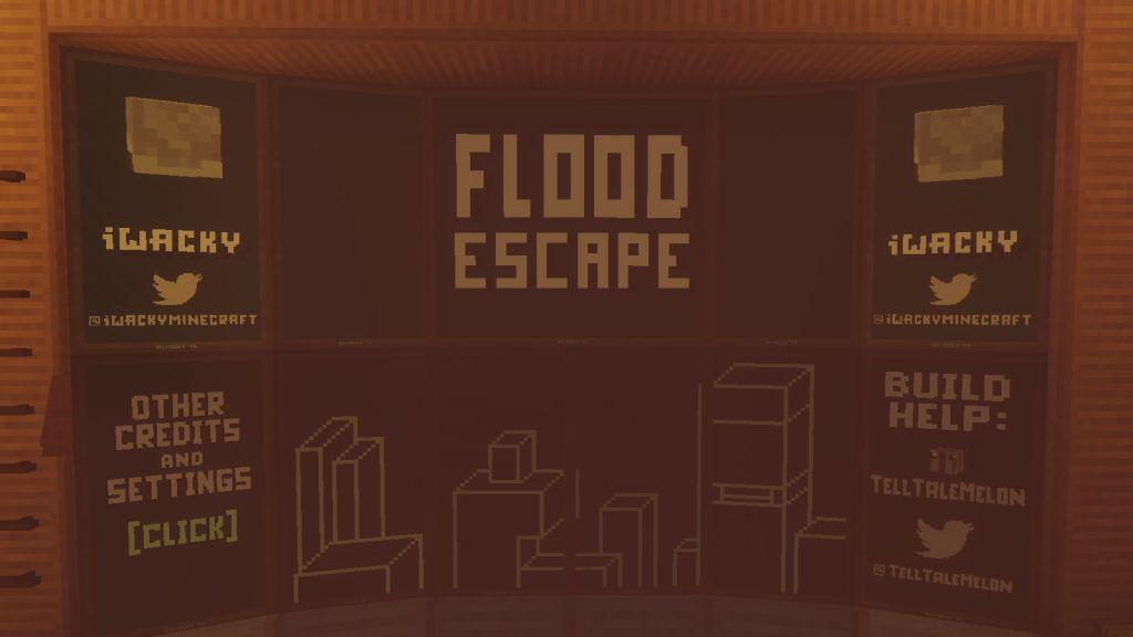 Flood Escape Map Thumbnail
