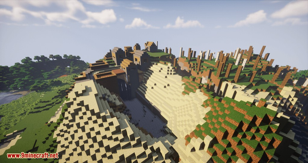 General Disasters mod for minecraft 04