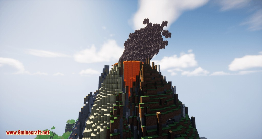 General Disasters mod for minecraft 07
