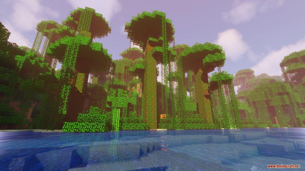 Happy Treehouse Survival Map Screenshots (1)