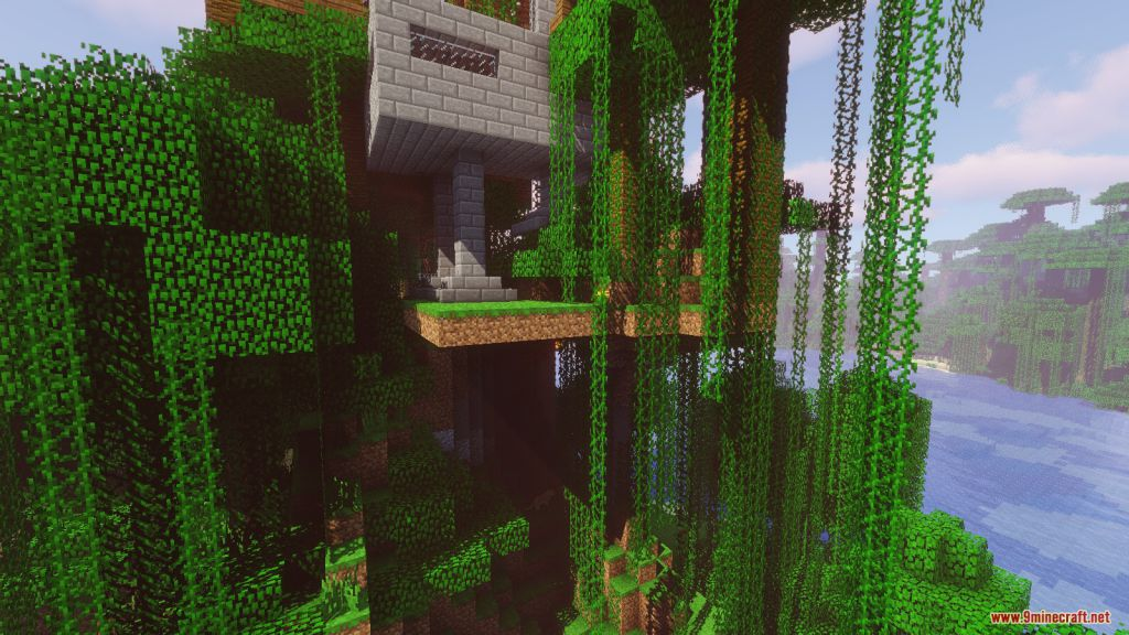 Happy Treehouse Survival Map Screenshots (13)