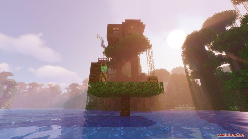 Happy Treehouse Survival Map Screenshots (2)