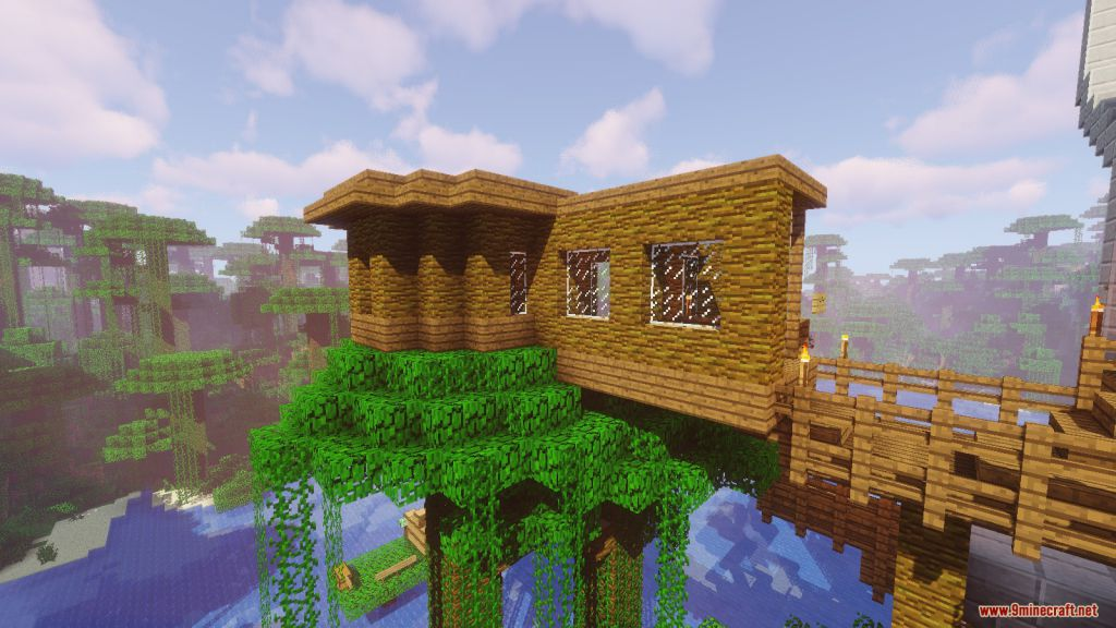 Happy Treehouse Survival Map Screenshots (9)