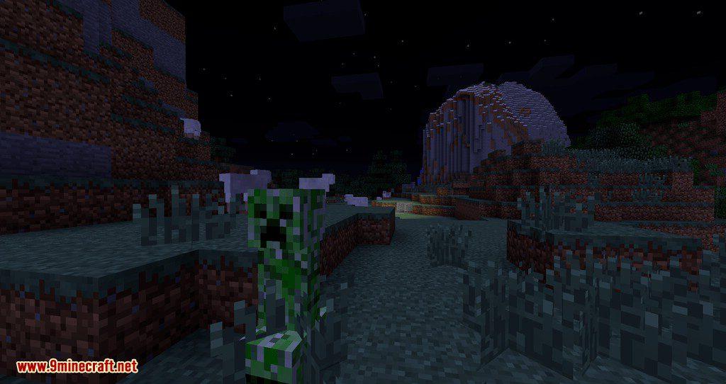 Hostile Worlds Monsters mod for minecraft 03