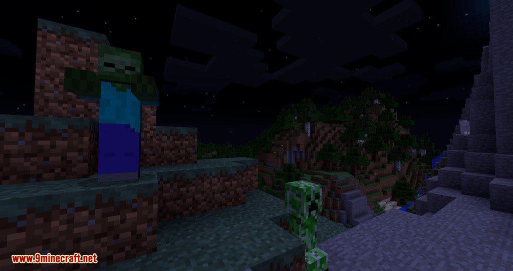 Hostile Worlds Monsters mod for minecraft 04