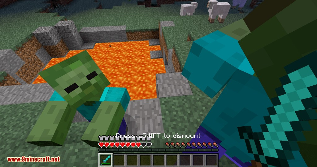 Hostile Worlds Monsters mod for minecraft 09