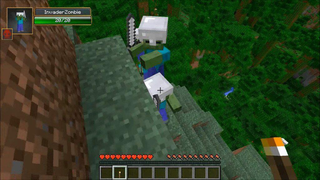 Hostile Worlds Monsters mod for minecraft 21
