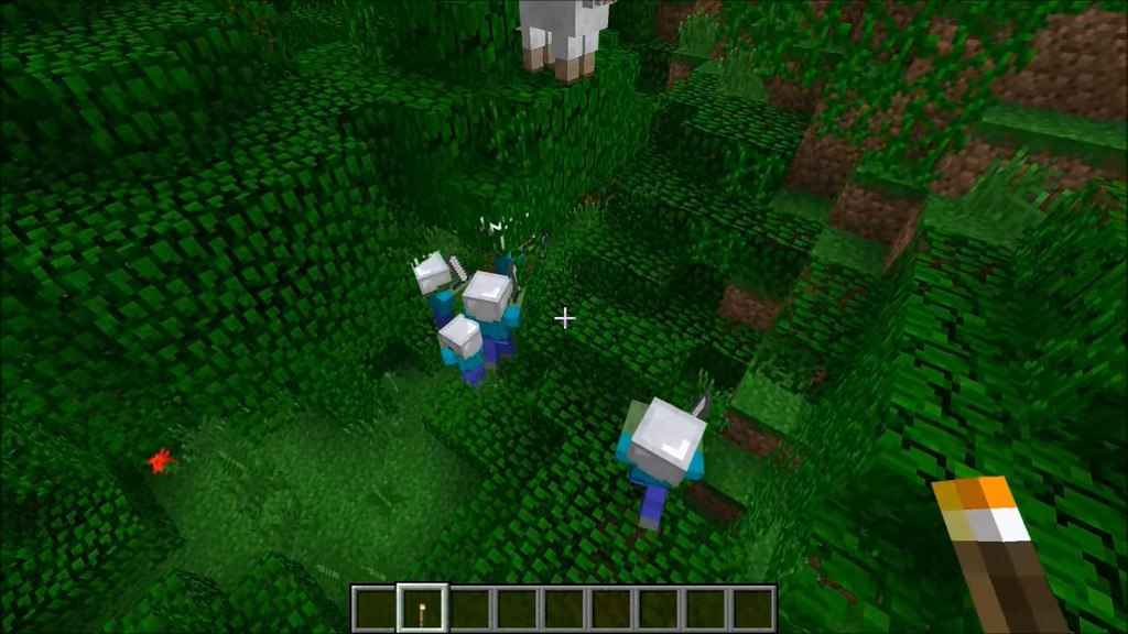 Hostile Worlds Monsters mod for minecraft 22