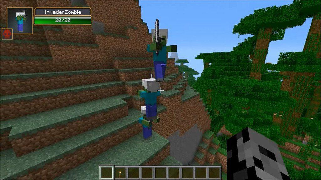 Hostile Worlds Monsters mod for minecraft 23