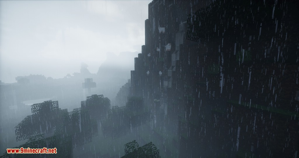 Hydrophobia mod for minecraft 09