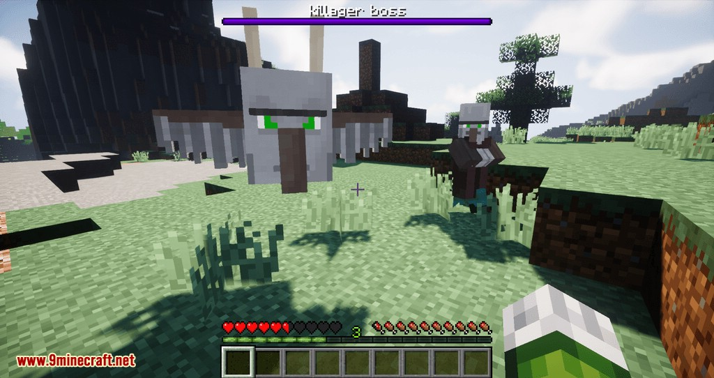 Killager Mod for minecraft 07