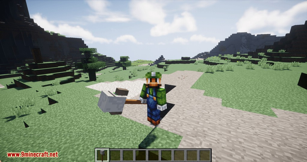 Killager Mod for minecraft 11