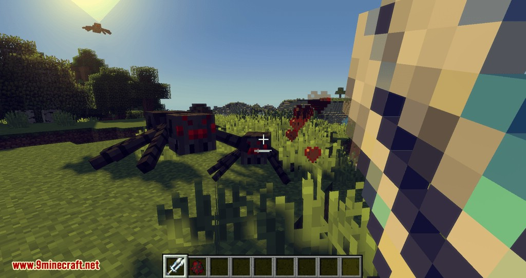 Legendary Weapons Mod for minecraft 01