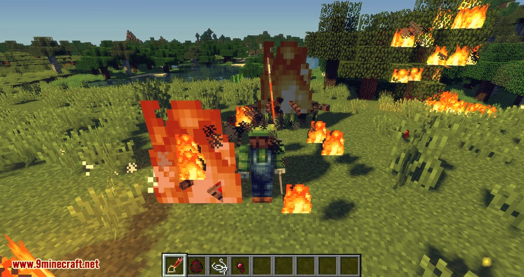 Legendary Weapons Mod for minecraft 04