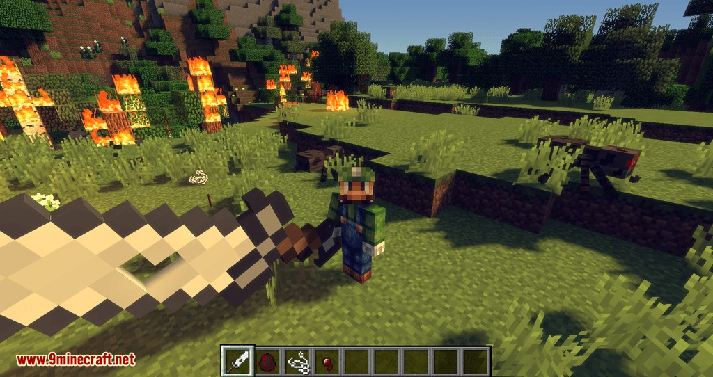 Legendary Weapons Mod for minecraft 05