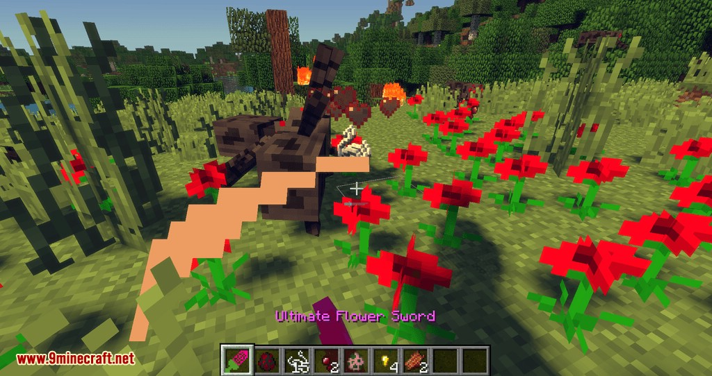Legendary Weapons Mod for minecraft 07