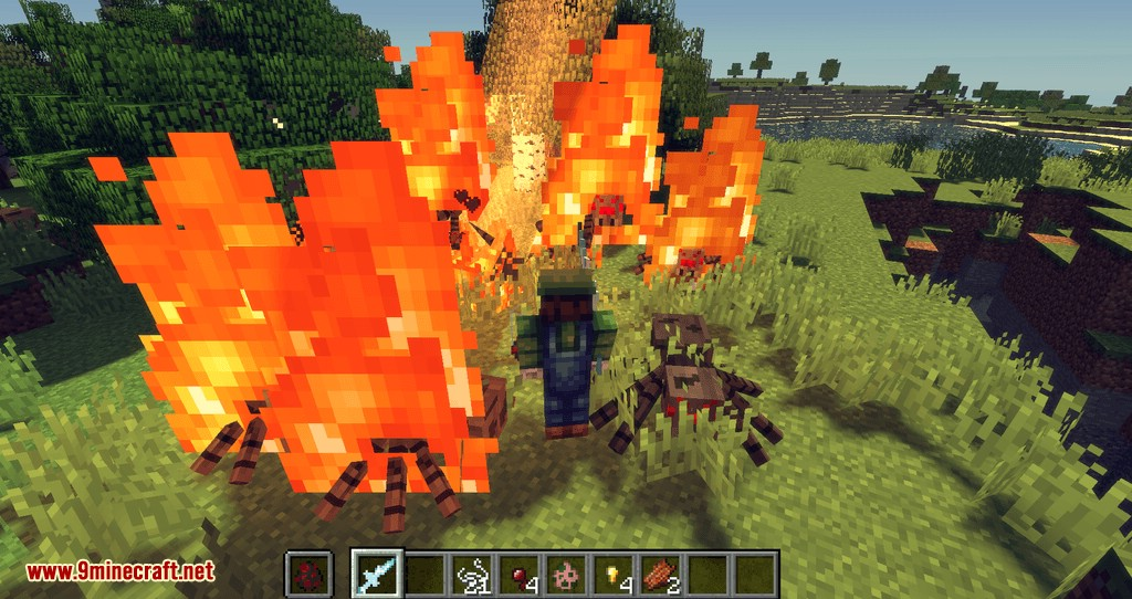 Legendary Weapons Mod for minecraft 11