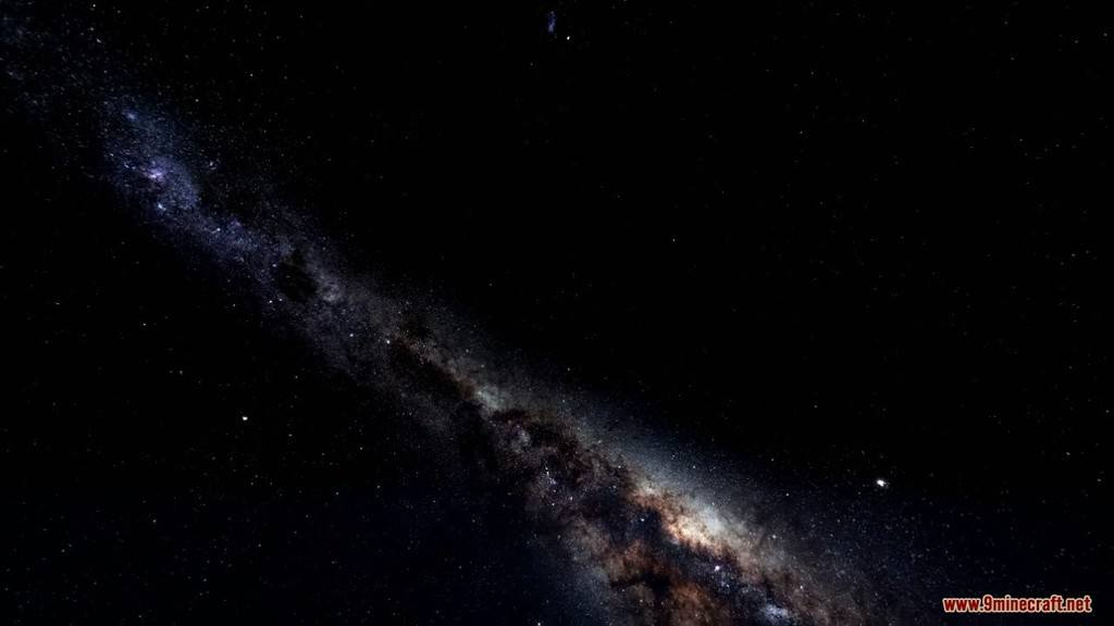 Milky Way Galaxy Resource Pack Screenshots 3