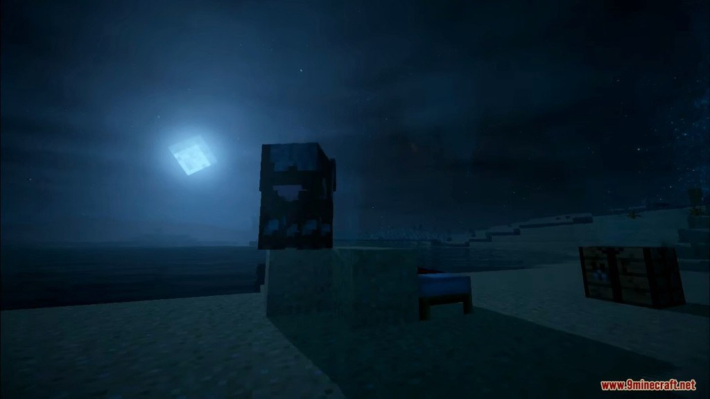 Milky Way Galaxy Resource Pack Screenshots 6