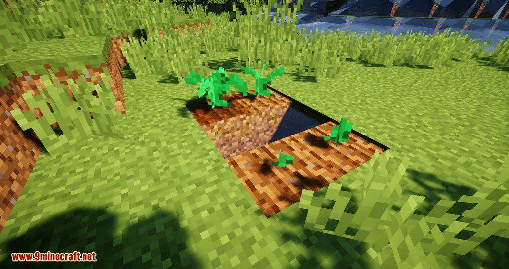 Mine++ mod for minecraft 04