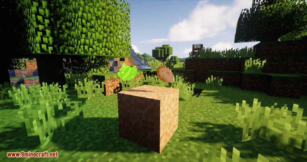 Mine++ mod for minecraft 09