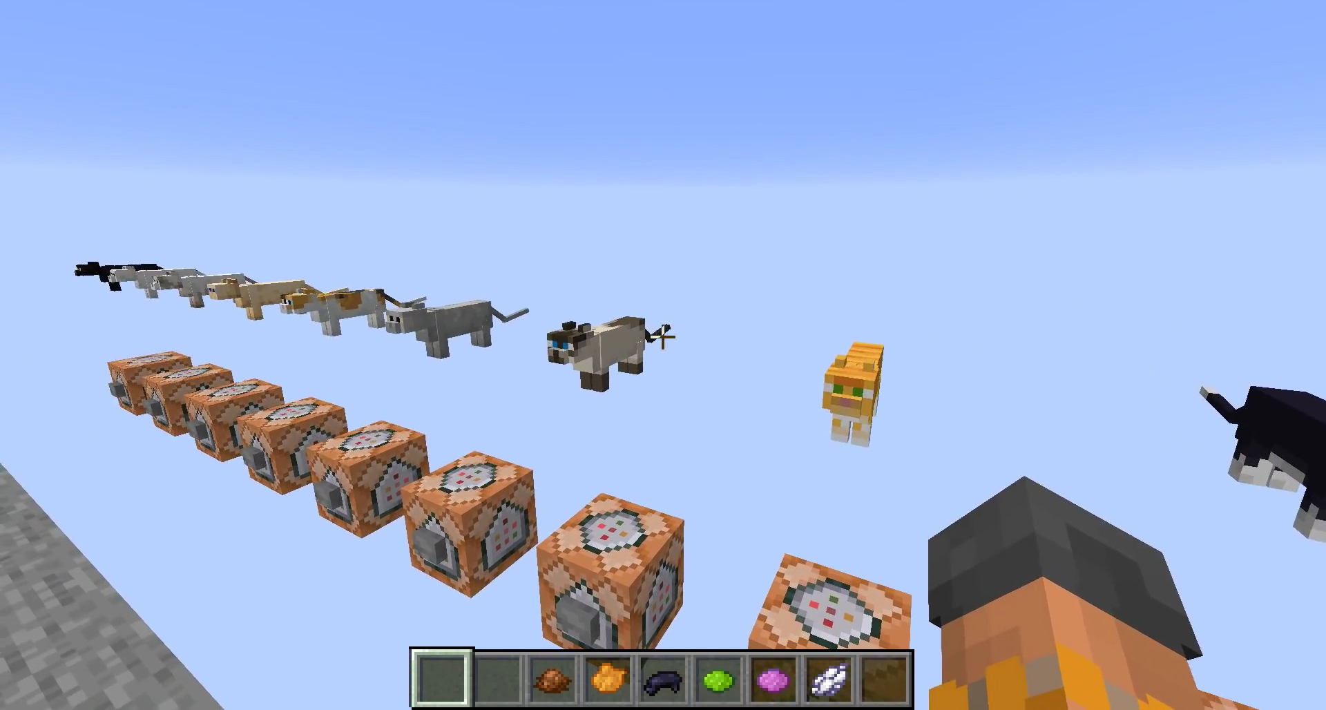 Minecraft 1.14 Snapshot 18w44a Screenshots 15
