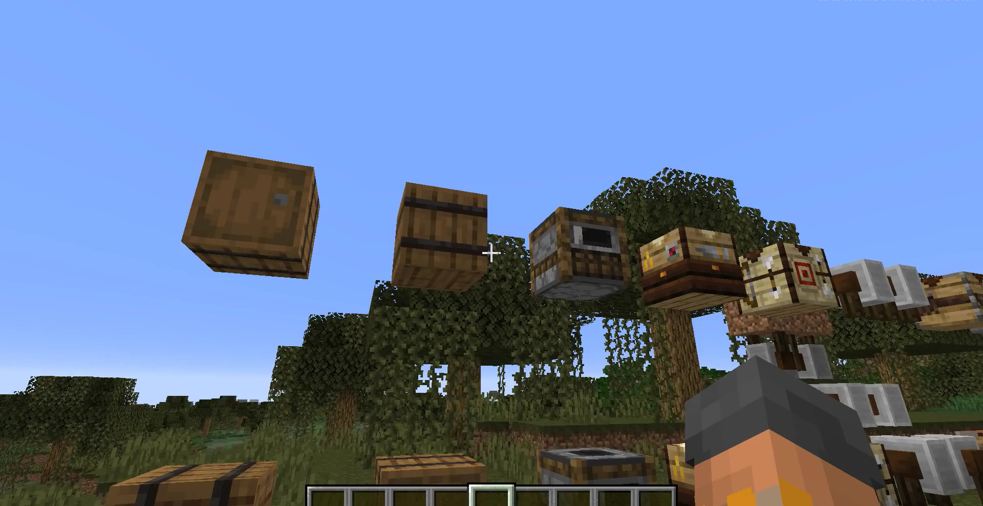 Minecraft 1.14 Snapshot 18w44a Screenshots 2