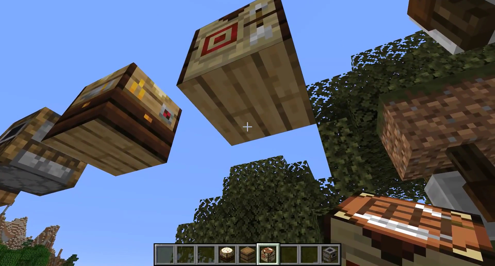 Minecraft 1.14 Snapshot 18w44a Screenshots 5
