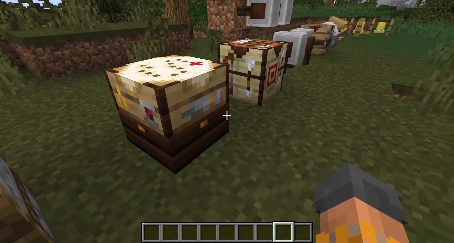 Minecraft 1.14 Snapshot 18w44a Screenshots 9