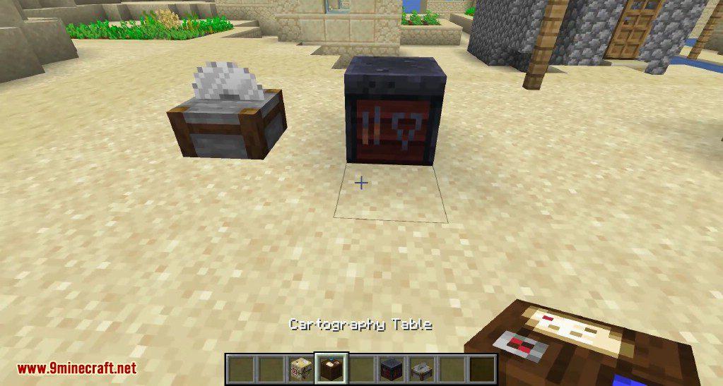 Minecraft 1.14 Snapshot 18w46a Screenshots 4